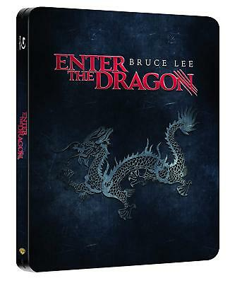 Enter The Dragon (Operacion Dragon) Blu-Ray Steelbook, Bruce Lee, Castellano