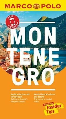 NEW Montenegro : Marco Polo Guides By Marco Polo Paperback Free Shipping
