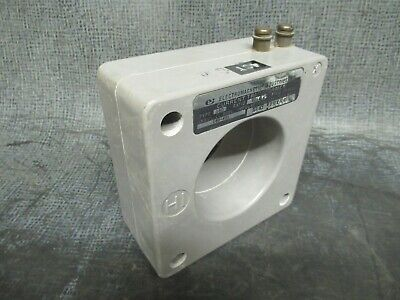 Electromagnetic Industries Current Transformer 180-401 Ratio: 400:5A 25-400 Hz