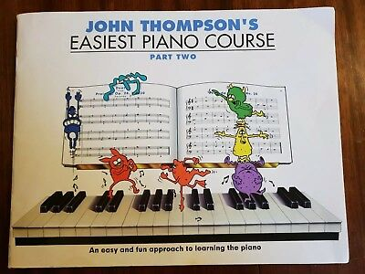 Used John Thompsons Easiest Piano Course (Part 2)