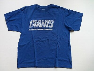 NFL NY GIANTS Mark Bavaro #89 vintage t-shirt REEBOK