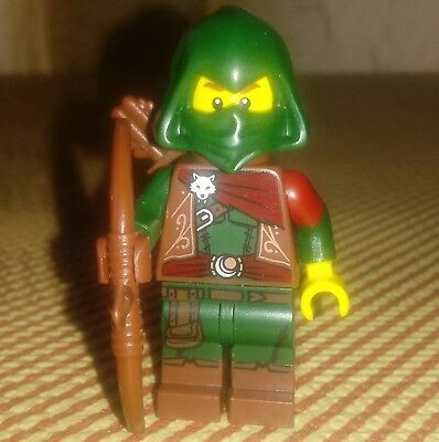 LEGO ROGUE ARCHER ROBIN HOOD New out of package Series 16 minifigure