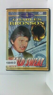 DVD Movie COLD SWEAT Charles Bronson in Original Jacket 13