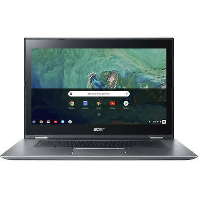 "Acer Chromebook Spin 15.6"" Intel N4200 1.10 GHz 4GB Ram 32GB Flash Chrome OS"