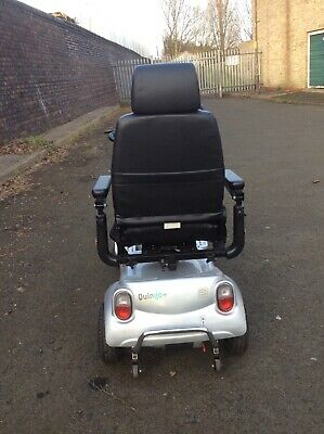 used mobility scooter quingo plus