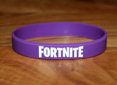 Fortnite Gamescom 2018 Exclusive Rubber Bracelet Wristband Xbox One Ps4