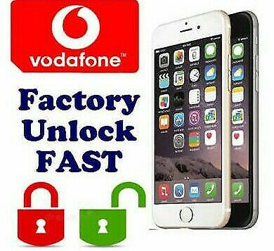 Express Iphone Unlocking Service Vodafone Uk - All Iphones Supported