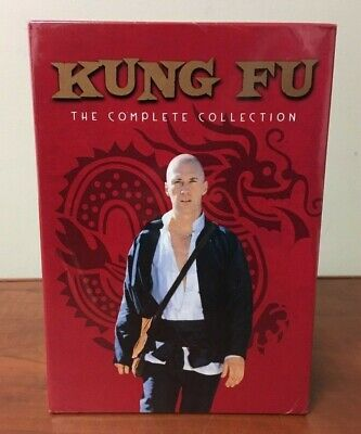 Kung Fu - The Complete Collection DVD Set (NIB, Sealed)