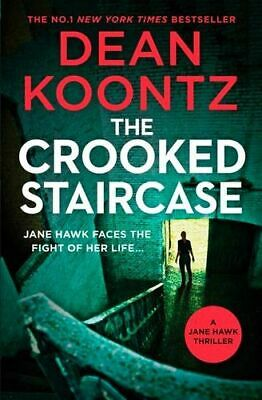 NEW The Crooked Staircase By Dean Koontz Paperback Free Shipping