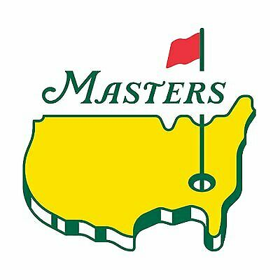 2019 Masters - Practice Round - Tuesday, April 9 - 2 Tickets (free shipping)
