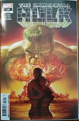 IMMORTAL HULK 14 ALEX ROSS 1st PRINT NM