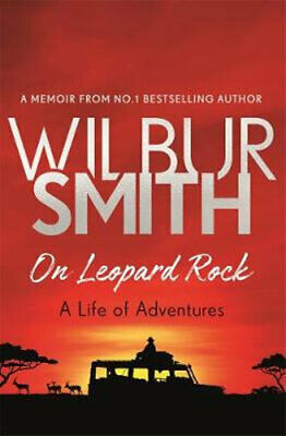 NEW On Leopard Rock By Wilbur Smith Paperback Free Shipping