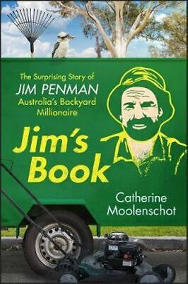 NEW Jim's Book By Catherine Moolenschot Paperback Free Shipping