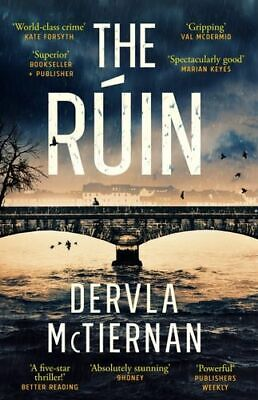NEW The Ruin By Dervla McTiernan Paperback Free Shipping
