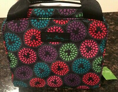 a1faf6f4c4f Disney Vera Bradley Magical Blooms Lighten Up Mickey Mouse Insulated Lunch  Bag
