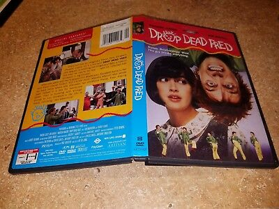 Drop Dead Fred (DVD, 2003) RARE OOP! WITH INSERT, EXCELLENT