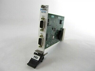 National Instruments NI PXI-8431 2-Port RS485 & RS422 Serial Interface Module