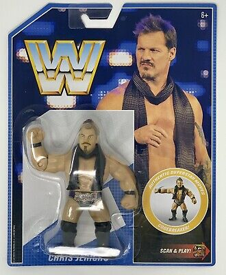 WWE Mattel Chris Jericho Retro Figure Series 7