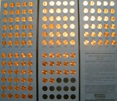 Lincoln Cent Penny Set 1959-2018 Collection (137 Coins) Choice BU Mem & Shield!