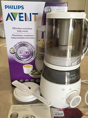 Avent 4in1 Healthy Baby Food Maker