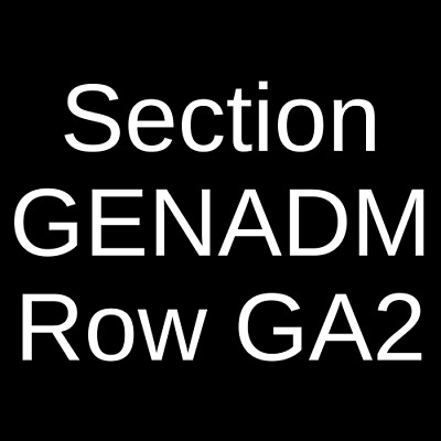 2 Tickets Halestorm 5/9/19 US Cellular Center - Cedar Rapids Cedar Rapids, IA