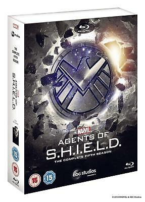 Marvel's Agents of S.H.I.E.L.D. The Complete Season 5 (Blu-ray Digibook) SHIELD