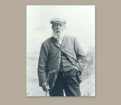 Old Tom Morris Unsigned  11 x 14 Photo