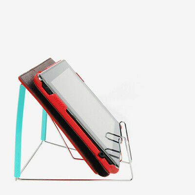 Bookends Book Stand Foldable Adjustable Angle Stainless Steel Reading Holder