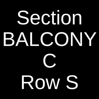 2 Tickets Kansas - The Band 4/12/19 Arlene Schnitzer Concert Hall Portland, OR