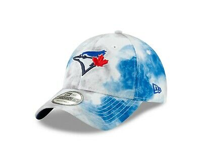 new arrival 7c301 6dd4d Toronto Blue Jays New Era SPRING BREAK 9Twenty Adjustable Dad s Hat- Blue  Gray