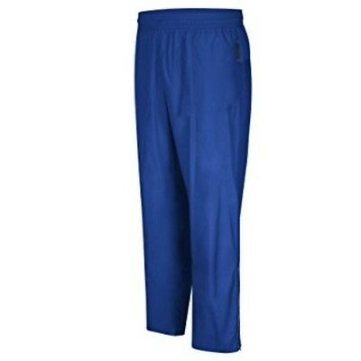 84c1ecec7017 NWT  55 Adidas Sports Woven Track Athletic Pants women s Size Small Royal  Blue