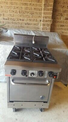 commercial stove oven -fan force