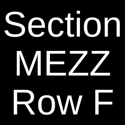 2 Tickets Rainbow Kitten Surprise  6/4/19 Fox Theater - Oakland Oakland, CA