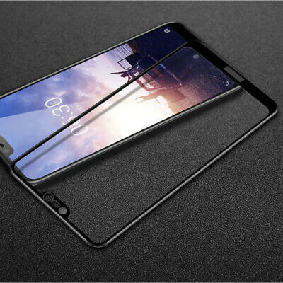 Shockproof Tempered Glass For Nokia 7 Plus 6.1 2 3 5 6 7 8 Screen Protector