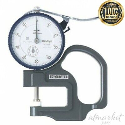 Mitutoyo Dial thickness gauge 7301 Industrial Instruments genuine from JAPAN NEW