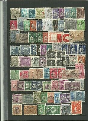 Portugal middle peiod stamps mainly used clearance lot