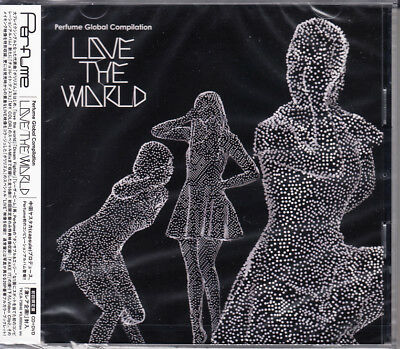 Perfume Love The World 2012 Japan CD + DVD L/E New W/Obi Out of Print Very Rare