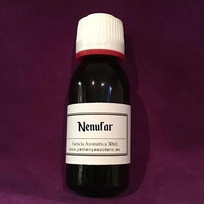 ✿ ESENCIA AROMATICA 30 ml NENUFAR ✿ AROMATIC ESSENCE