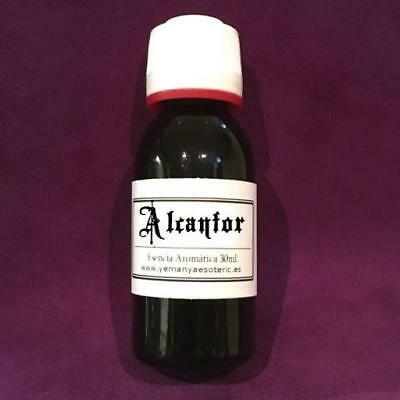 ✿ ESENCIA AROMATICA 30 ml ALCANFOR ✿ AROMATIC ESSENCE