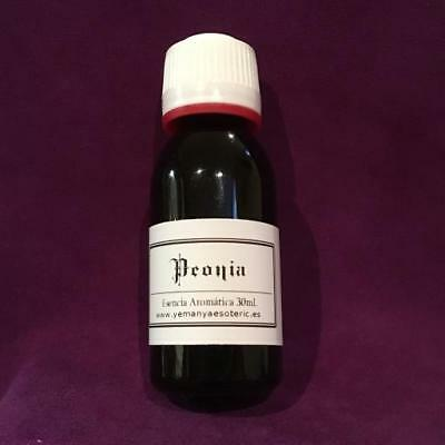 ✿ ESENCIA AROMATICA 30 ml PEONIA ✿ AROMATIC ESSENCE