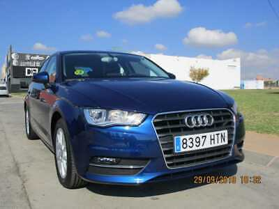 Audi A3 SPORTBACK 1.6 TDI ATTRACTION XENON NAVEGACION NO PROCEDE DE RENT A CAR