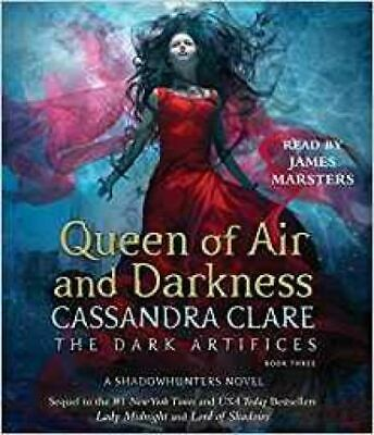 Queen of Air and Darkness By Simon & Schuster