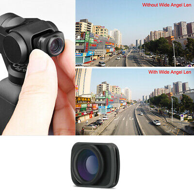 New Magnetic Wide-Angle Camera Lens For DJI OSMO Pocket Handheld Gimbal Access