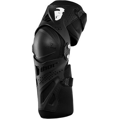 Ginocchiera Thor Force XP Knee Nera Black new 2016 TG L/XL