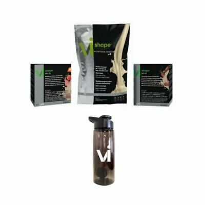 Kit Visalus Vi-Shape Mix Con Borraccia Pasto Sostitutivo Per Mantenersi In Forma