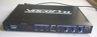 VocoPro KC-300Pro DSP Key Controller Sonic Enhancer, karaoke entertainment