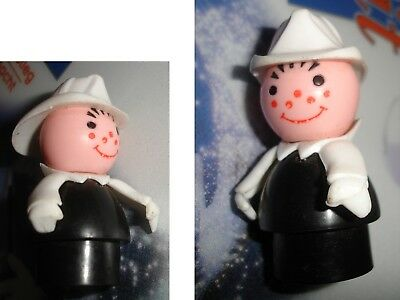 Collection Little People Fisher Price❀Figurine Vintage❀Personnage Pompier