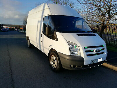 Ford Transit MK 7. LWB. HIGH ROOF... VERY CLEAN.. Low Milage.. 12 month M.O.T...