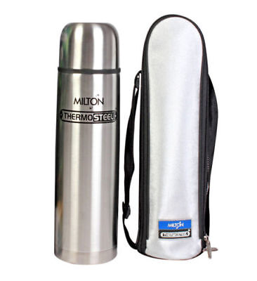 MILTON Thermo steel - 1000 ML Flask HOT AND COLD WITH FLIP LID