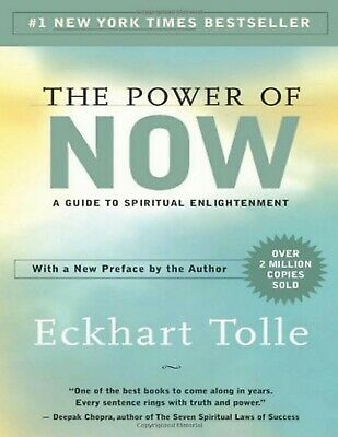 The Power of Now: A Guide to Spiritual Enlightenment  Ebook Not Hardcopy